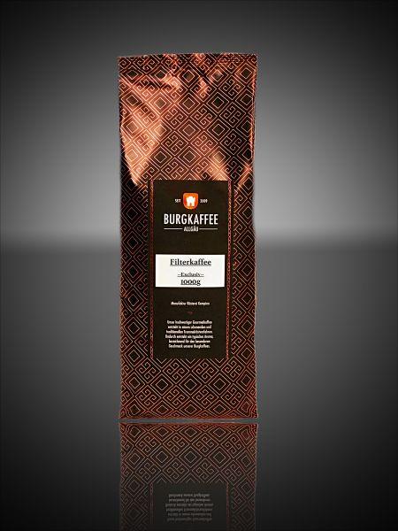 Filterkaffee Exclusiv 1000g