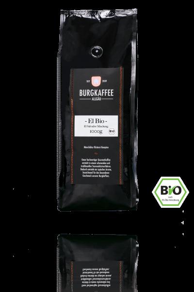 Burgkaffee Biokaffee DE-ÖKO-005 Peru Landwirtschaft 1000g
